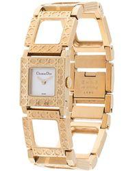 Dior プレオウンドla Parisienne 腕時計 - メタリック