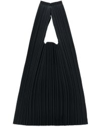 Pleats Please Issey Miyake - Shopping Tote - Lyst
