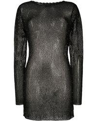 Alanui - スパンコール ドレス - Lyst
