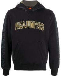 Parajumpers Medlar スウェットパーカー - ブラック