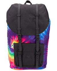 Herschel Supply Co. 'Little America' Rucksack - Lila
