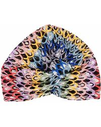 Missoni - Twisted Knit Turban - Lyst
