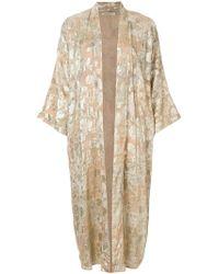 Mes Demoiselles - Longsleeved Kimono - Lyst