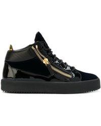 Giuseppe Zanotti Kriss Sneakers - Blue