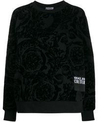 Versace Jeans - バロック スウェットシャツ - Lyst