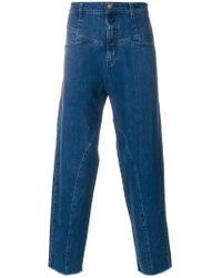 Closed - Tapered Jeans - Lyst