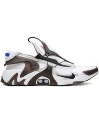 Nike 'Adapt Huarache' Slip-On-Sneakers - Weiß