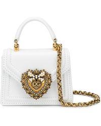 Dolce & Gabbana - Devotion ミニバッグ - Lyst