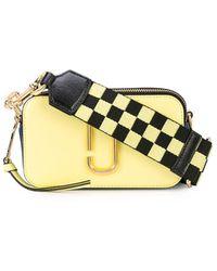 Marc Jacobs The Snapshot Camera Bag - Yellow