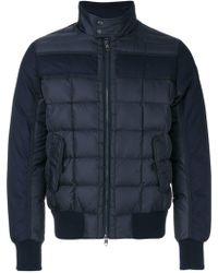 Moncler Aramis Padded Jacket - Blauw