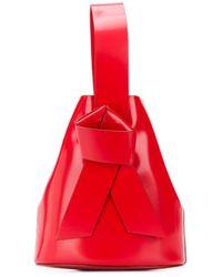 Acne Studios - Musubi Bucket Bag - Lyst