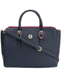 Tommy Hilfiger - Structure Tote Bag - Lyst