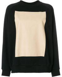 Ioana Ciolacu - Printed Sweatshirt - Lyst