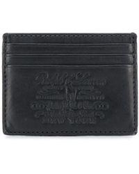 Polo Ralph Lauren カードケース - ブラック
