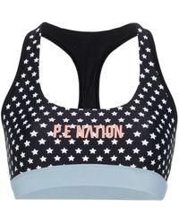P.E Nation Dominion スポーツブラ - ブラック