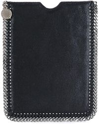 Stella McCartney Falabella Tablet Pouch - Black