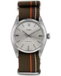 Rolex Oyster Precision Horloge - Meerkleurig