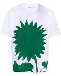Craig Green プリント Tシャツ - ホワイト