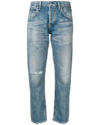 Citizens of Humanity - Jeans taglio straight - Lyst