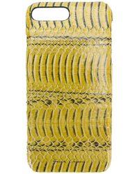 Rick Owens - Snake Skin Iphone 6/7 Case - Lyst