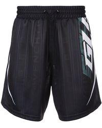 Givenchy - Branded Swim Shorts - Lyst