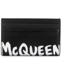 Alexander McQueen カードケース - ブラック