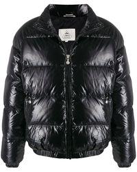 Pyrenex パデッドジャケット - ブラック