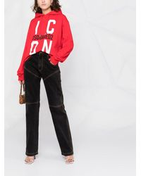 DSquared² - Icon パーカー - Lyst