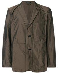 Issey Miyake - Oversized Suit Jacket - Lyst