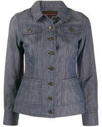 Louis Vuitton 2000's デニムジャケット - ブルー
