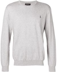 Polo Ralph Lauren - ロゴエンブロイダリー セーター - Lyst