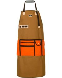 AS2OV Cargo Apron - ブラウン