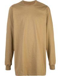 Rick Owens ロングtシャツ - マルチカラー