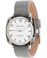 Briston Clubmaster Elements Watch - Gray
