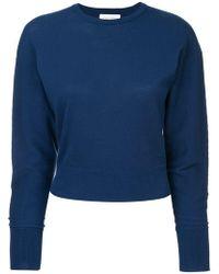 Calvin Klein - High Twist Knitted Jumper - Lyst