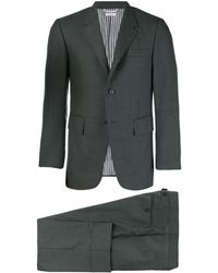 Thom Browne - Wide Lapel Suit With Tie - Lyst