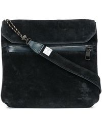 AS2OV Touch Strap Messenger Bag - Blue