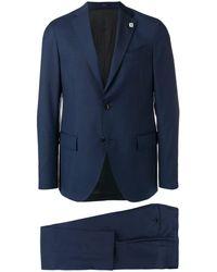 Lardini Two-piece Suit - Blue