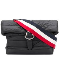 Moncler - Quilted Crossbody Clutch - Lyst