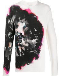 Alexander McQueen グラフィック Tシャツ - マルチカラー