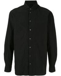 Forme D'expression Button-up Overhemd - Zwart
