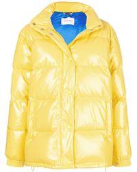 Alberta Ferretti Rainbow Week Jacket - Yellow