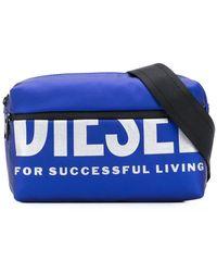 DIESEL - Logo Belt Bag - Lyst