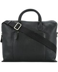 Cerruti 1881 - Double Zip Laptop Bag - Lyst