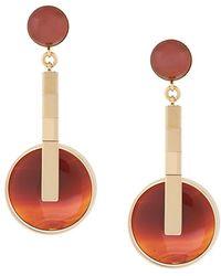 Crystalline - Agate Earrings - Lyst