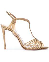Aquazzura - Josephine 105 Sandals - Lyst