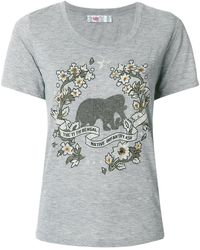 Ash - Printed T-shirt - Lyst