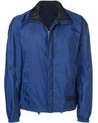 Prada Shirt Blazer - Blauw