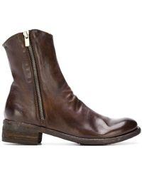 Officine Creative Lison Boots - Коричневый