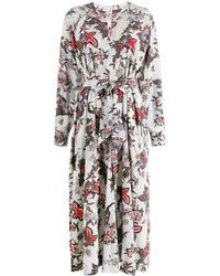 Isabel Marant 'Lympia' Kleid - Weiß
